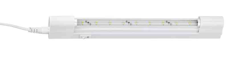 COOK&LIGHT SOTTOP. C/INTERR. 1LX6,5W LED BIANCO