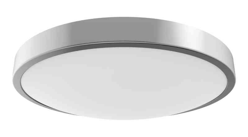 Plafoniera Tonda Per Esterno : Plafoniera coco w d mm c anello k bian illuminazione