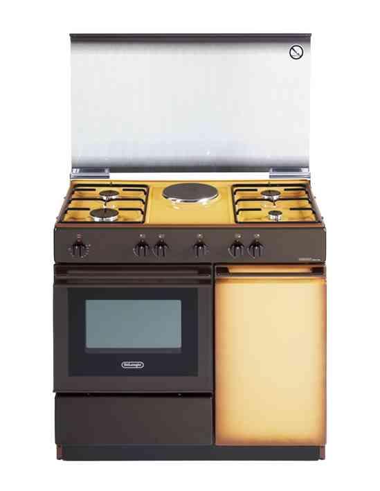 Cucina 4 1 f z forno ventil ele 86x60 coppertone falegnameria de 39 longhi 8004399059948 - Cucina elettrica de longhi ...