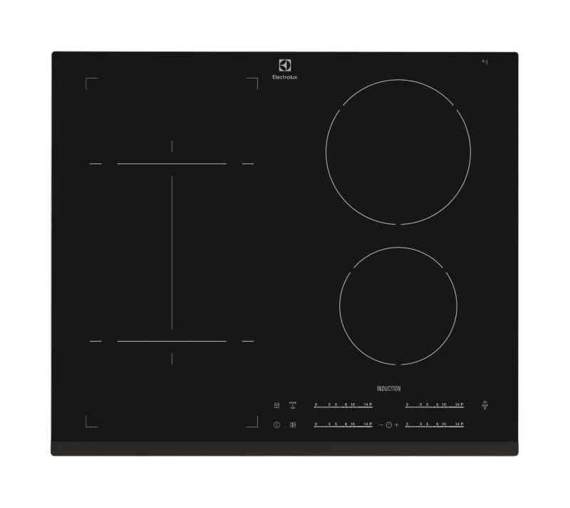 PIANO COTT. INDUZIONE 4 ZONE 60 CM NERO - Elettricità - ELECTROLUX ...
