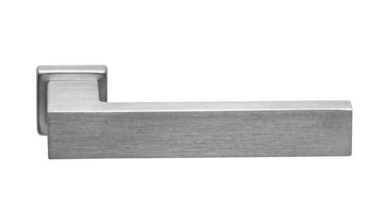 Man York Z R B Quadre 30x30 Cromo Satinato Maniglie Per Porte A