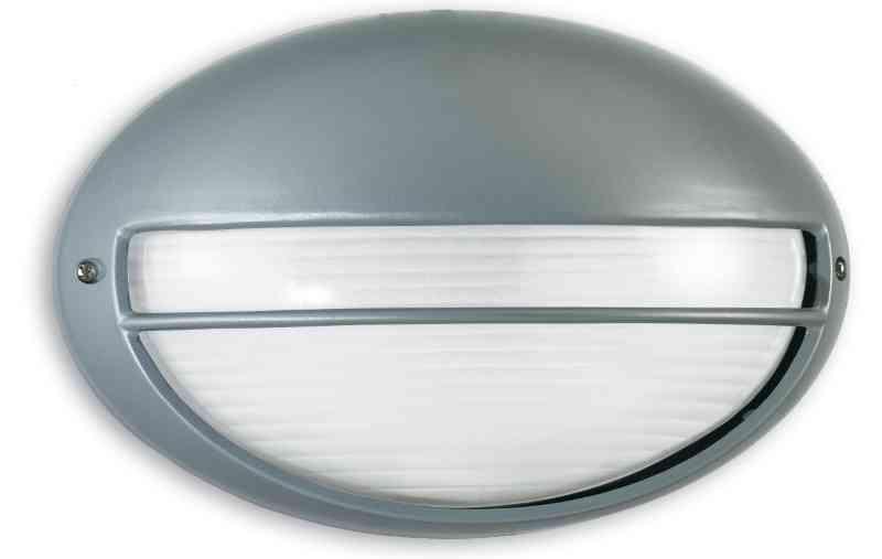 Plafoniere Per Esterno : Plafoniera per esterni silver ip e max w illuminazione