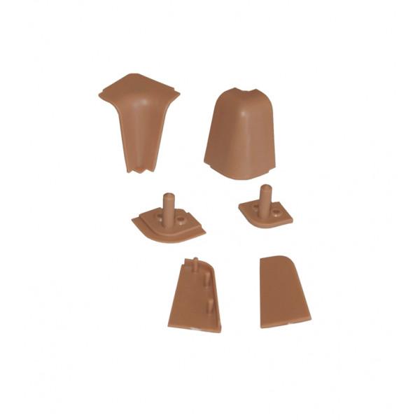 Confezione kit accessori per alzatina 505 colore faggio ...
