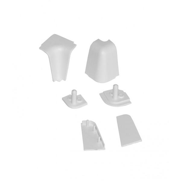 Confezione kit accessori per alzatina 505 colore bianco ...